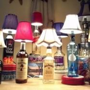 booze lamps