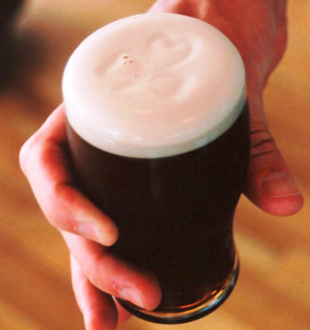 a-pint-of-irish-stout