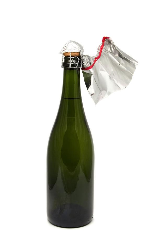 champagne foil