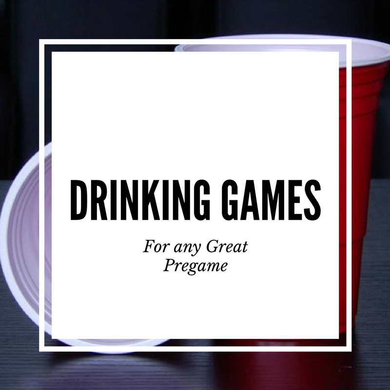 5 Drinking Games