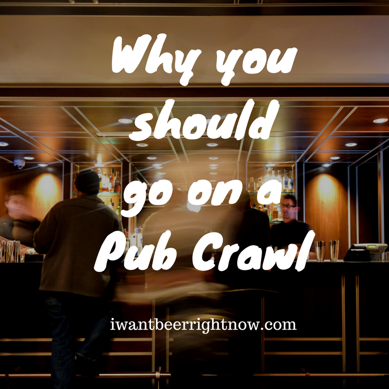 Why you should go to a Pub Crawl (2)